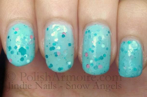 Jindie Nails - Snow Angel
