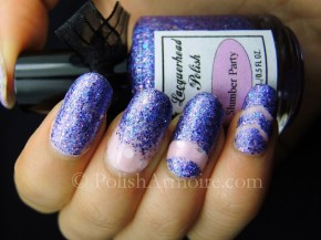 Lacquerhead Polish Pleasure Town & Slumber Party Glitter Gradient