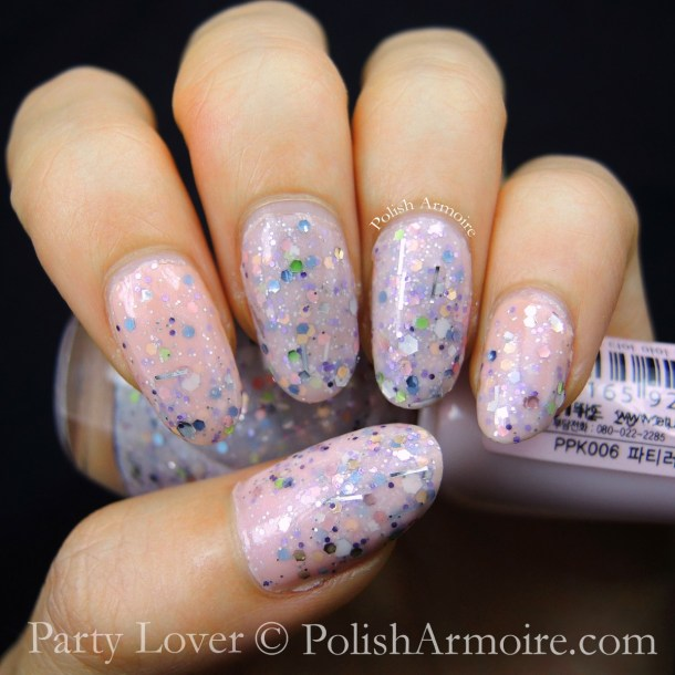 Etude House Dear My Party Nails PPK006 Party Lover