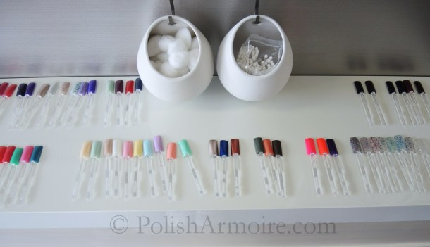 Picture Polish Gallery Swatches