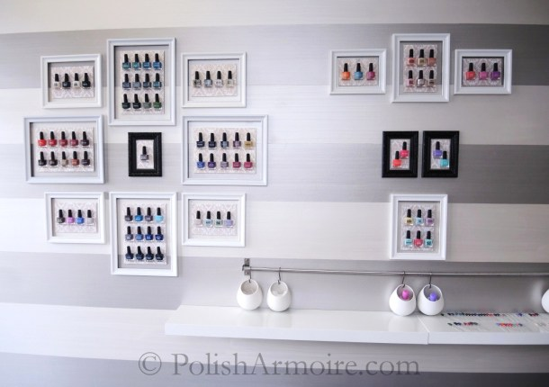 Picture Polish Gallery Swatching