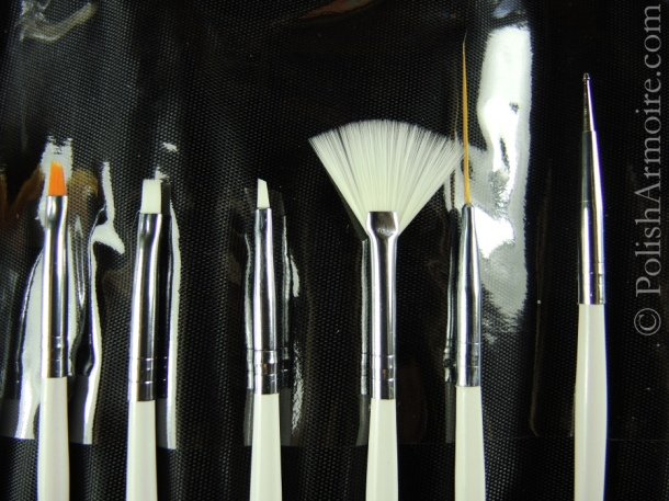 Nail Art Brushes cont