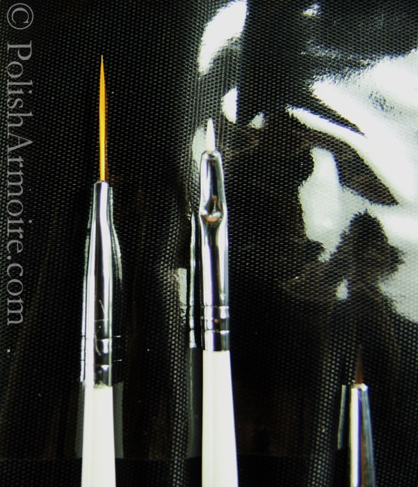 Nail Art Brushes final