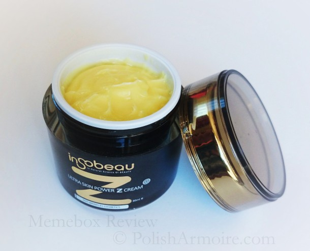 insobeau Ultra Skin Power Z Cream 80ml