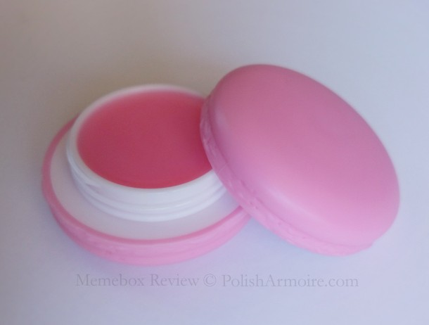 It's Skin Macaron Lip Balm Strawberry