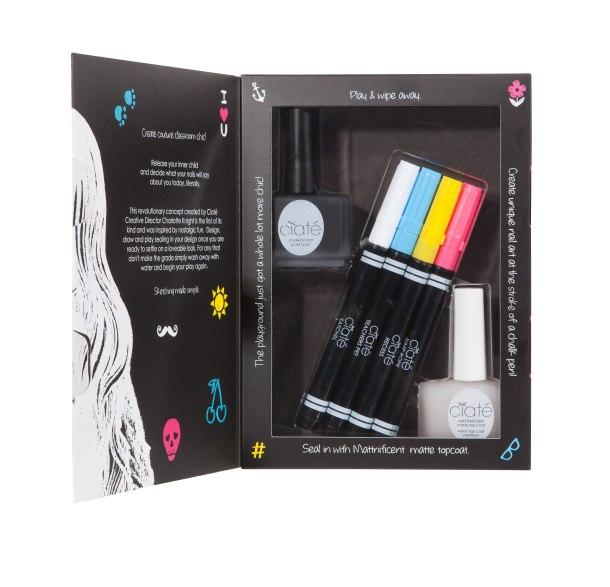 Ciate Chalkboard Set Unbox